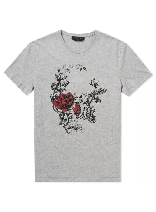 Camiseta Alexander Mcqueen - Rose