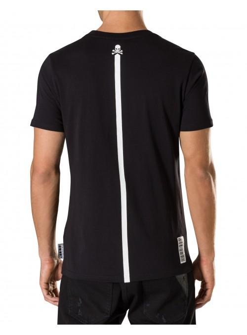 "Camiseta Philipp Plein - Round Neck SS ""Eddie"""