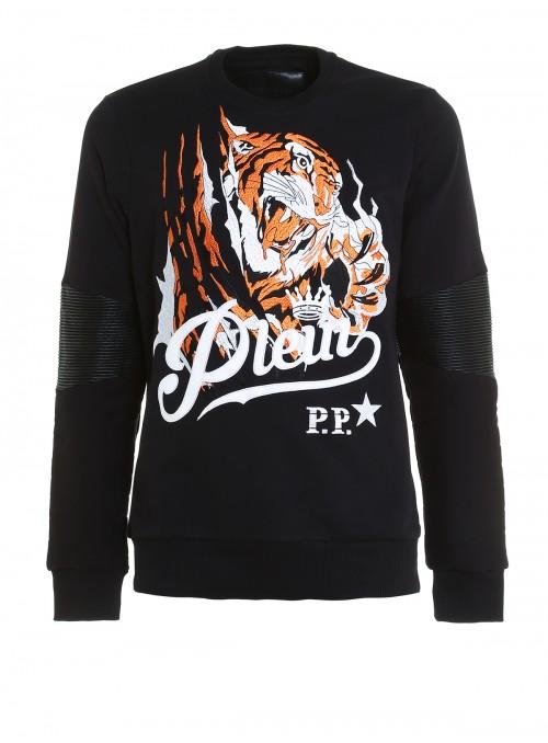 Sudadera Philipp Plein -Blood Tiger