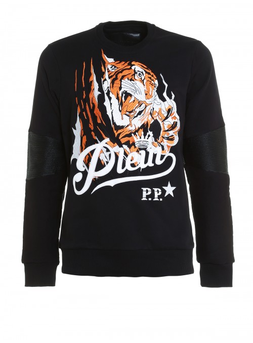 Sudadera Philipp Plein -Blood Tiger