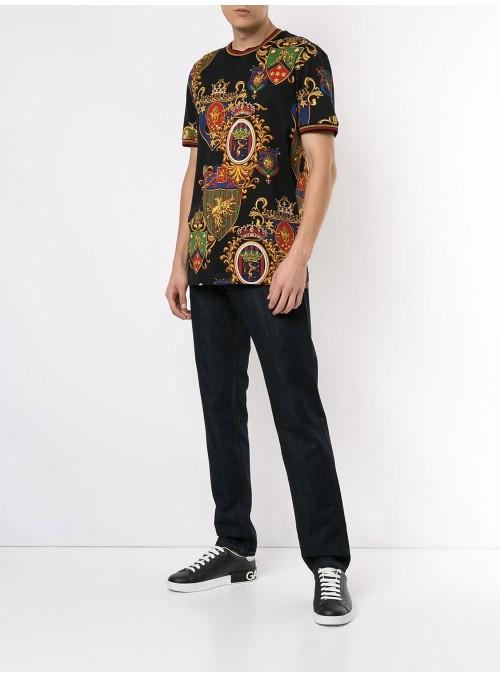 Camiseta Dolce&Gabbana - Royalty
