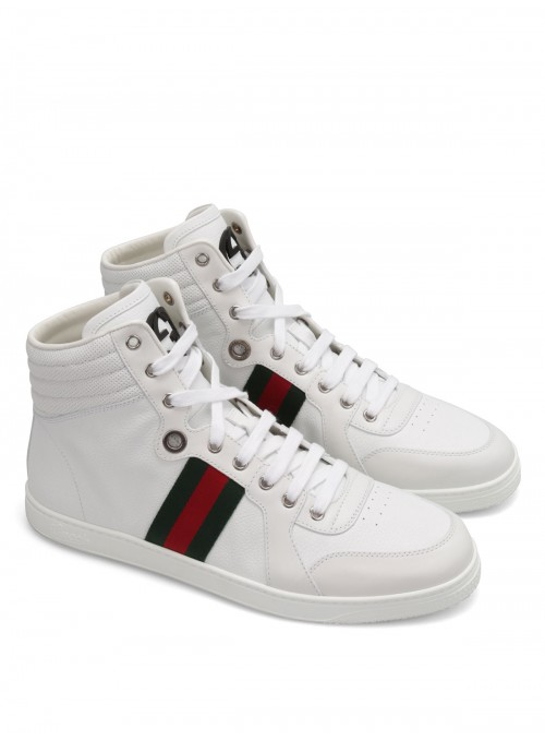 Sneakers - Gucci Praga White