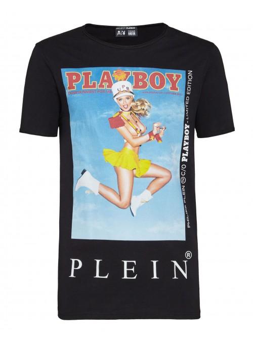 Camiseta manga corta Philipp Plein - SS neck Playboy