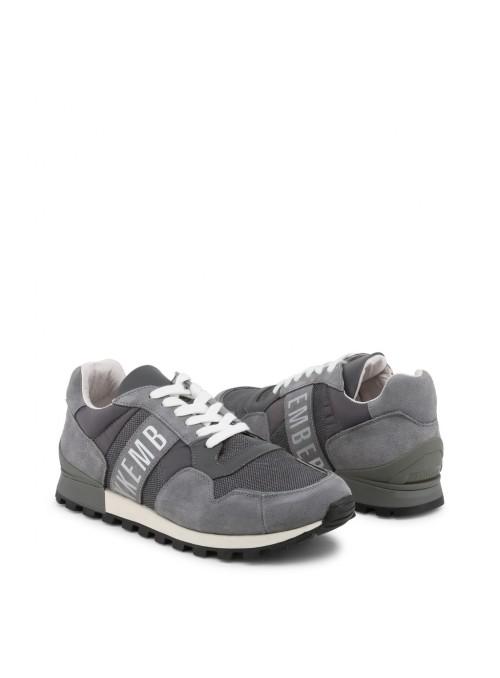 Sneakers - Bikkembergs Fend Grey