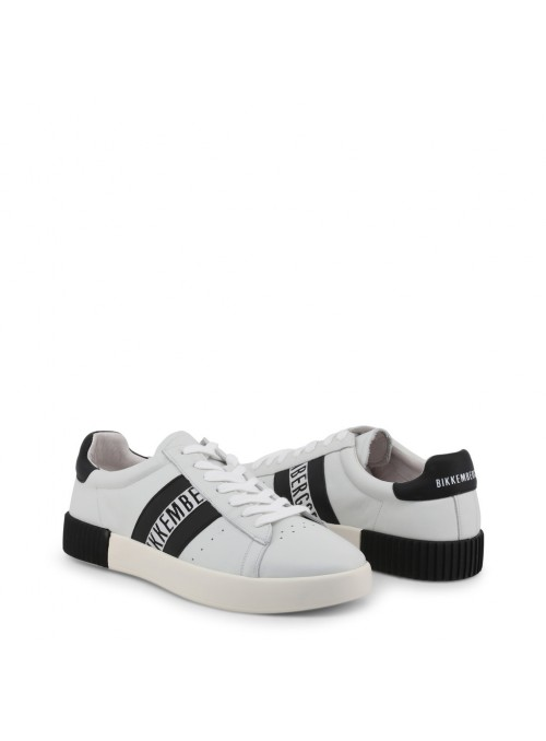 Sneakers - Bikkembergs White Black