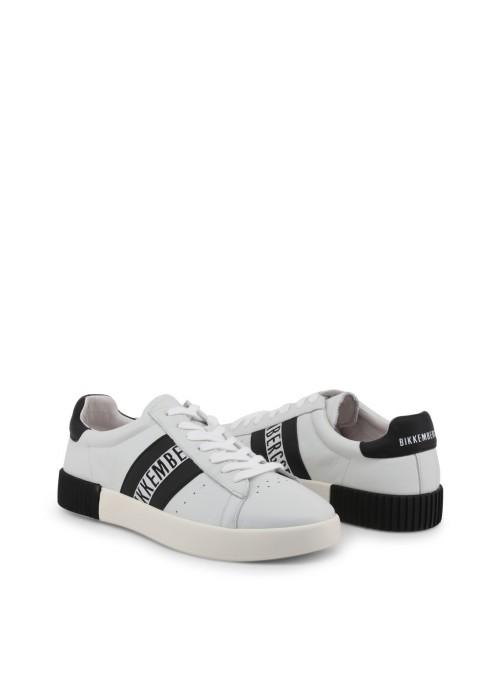 Sneakers - Bikkembergs White Black