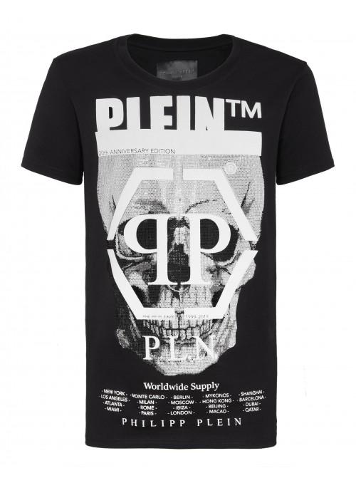 Camiseta manga corta Philipp Plein - 20th Aniversary