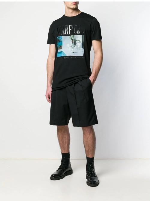 Camiseta manga corta Philipp Plein - Tony Montana