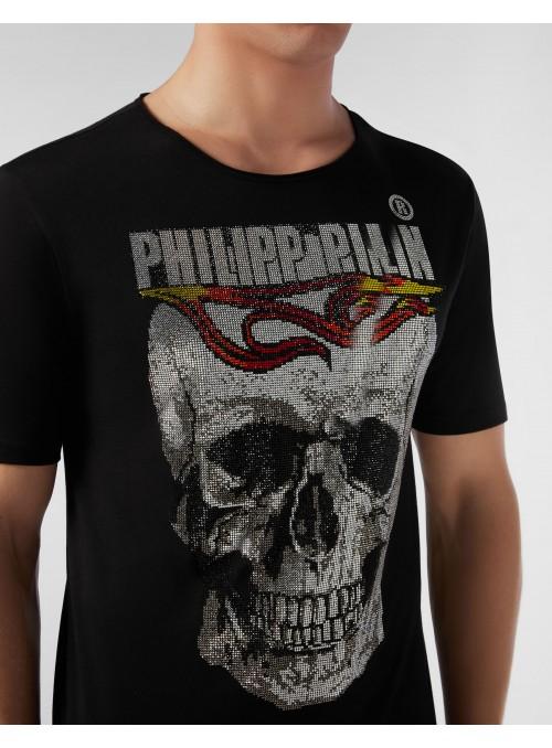Camiseta manga corta Philipp Plein - Flame