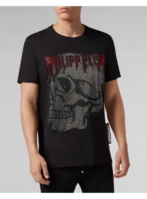 Camiseta manga corta Philipp Plein - Stars and Skull
