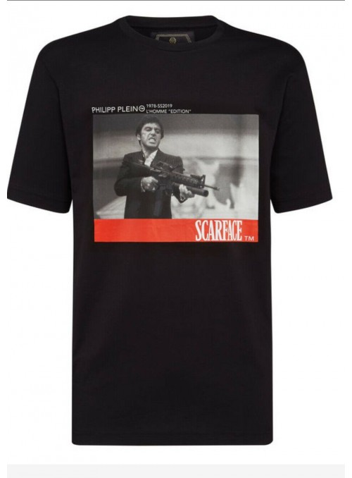 Camiseta manga corta Philipp Plein - Scarface Tony