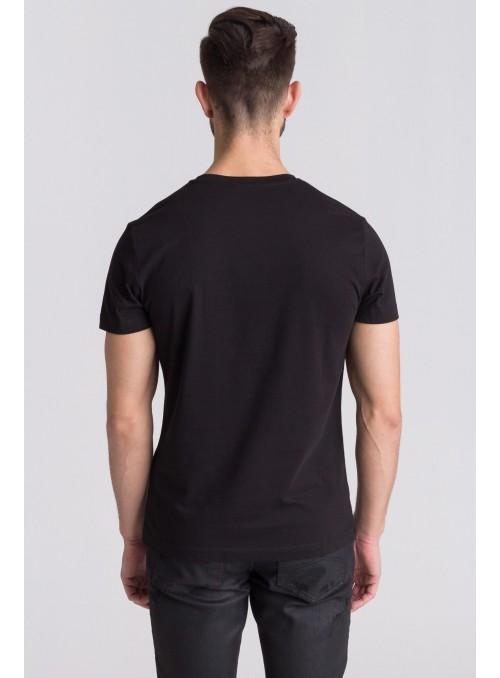 Camiseta Versace Jeans - Tiger Black