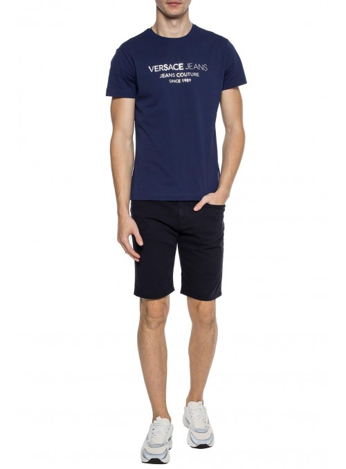 Camiseta Versace Jeans - Blue