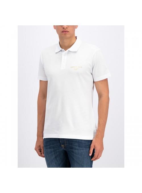 Polo Versace Jeans - White
