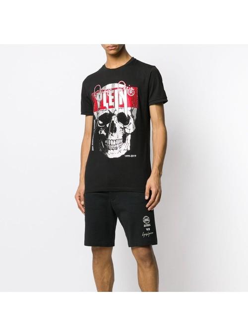 Camiseta manga corta Philipp Plein - Neck SS Skull
