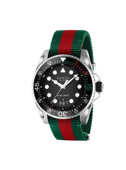 Reloj GUCCI Dive XL 45MM