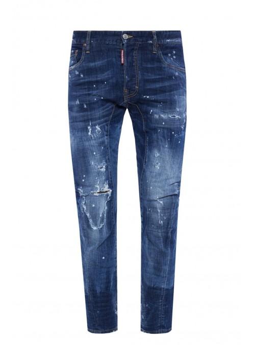 Pantalon vaquero DSquared2 - Slim Jeans