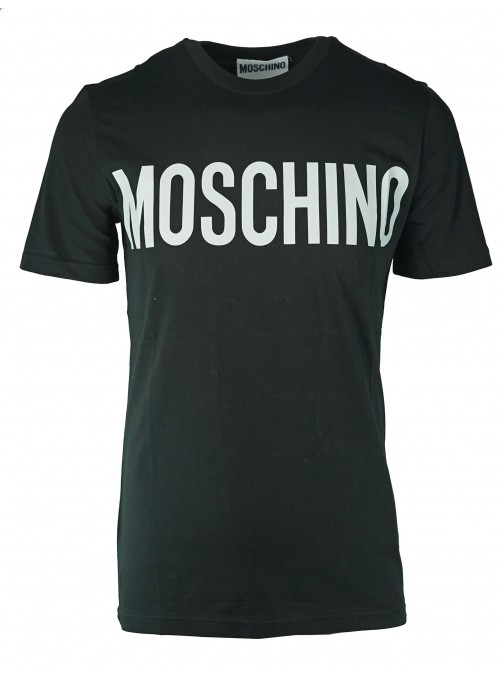 Camiseta Moschino - Couture Black