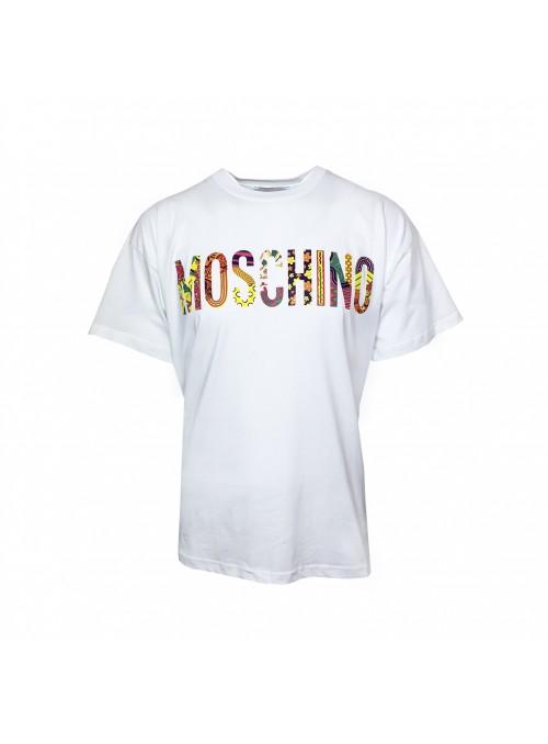 Camiseta Moschino - Couture White Logo