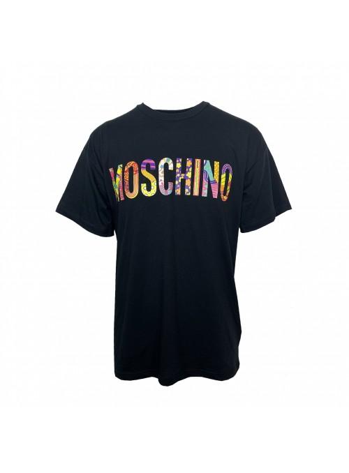 Camiseta Moschino - Couture Black Logo