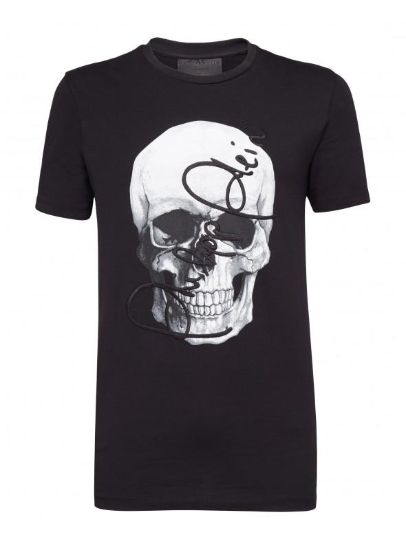 Camiseta Philipp Plein - Platinum Cut Black