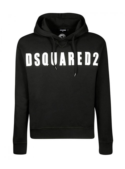 Sudadera DSquared2 - Logo Black