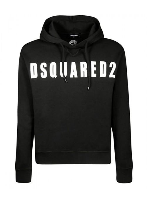 Sudadera DSquared2 - Logo Black