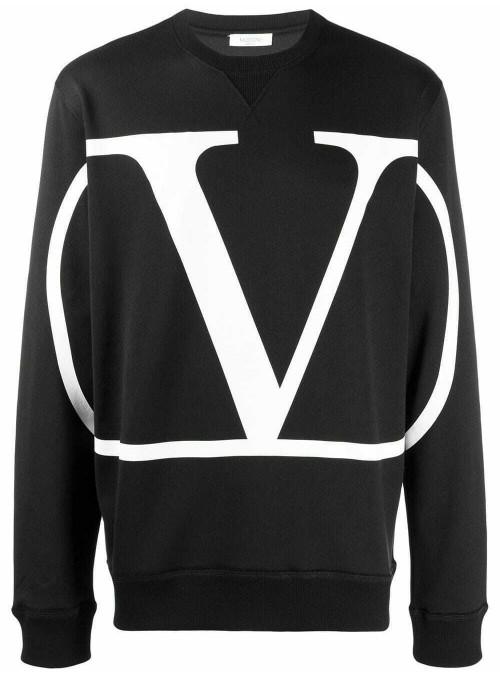 Sudadera Valentino - V logo