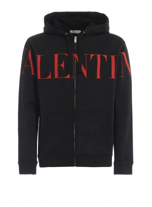 Sudadera Valentino - Zip-Up